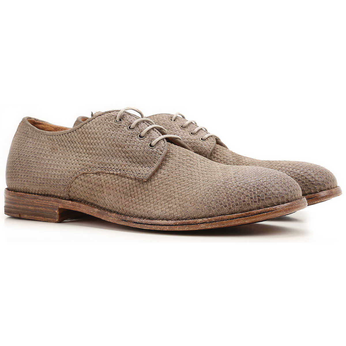 Moma Lace Up Shoes for Men Oxfords