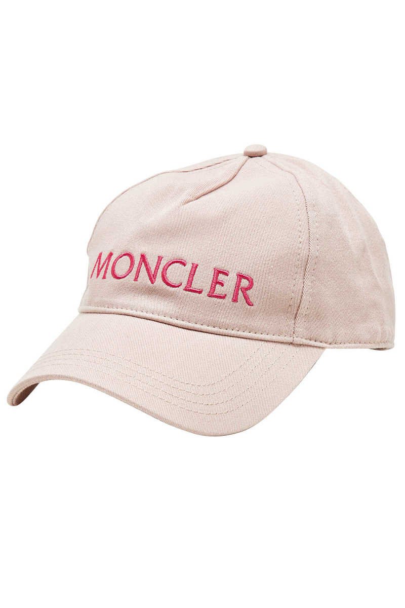 Moncler Embroidered Cotton Baseball Cap GOOFASH 299313