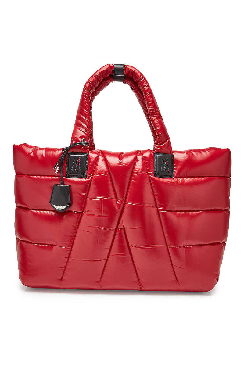 Moncler Powder Tote with Leather Details GOOFASH 292141