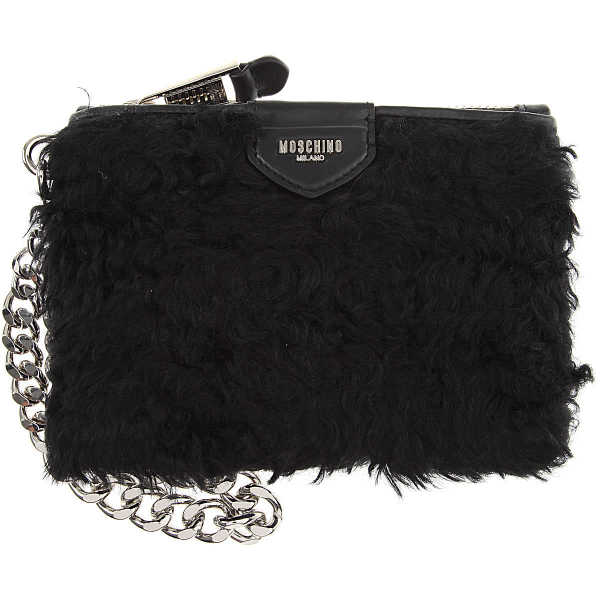 96f4bf08136b3 Moschino Women s Pouch On Sale