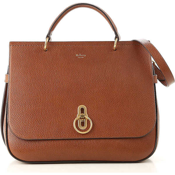 Mulberry Top Handle Handbag On Sale