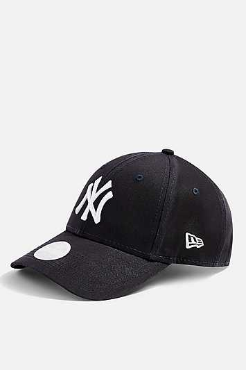 New Era Ny 940 Cap - Navy Blue - Topshop - GOOFASH - 602019001311307