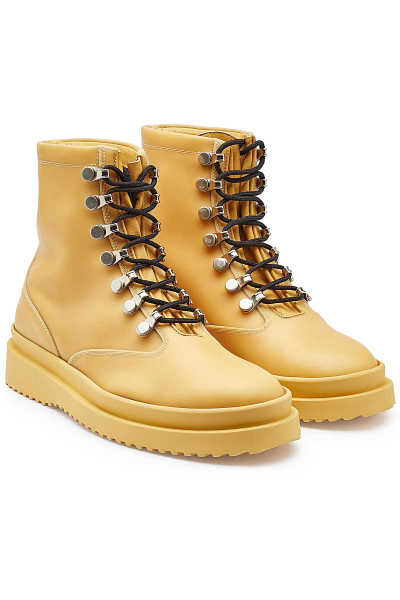 OAMC Military Ankle Boots GOOFASH 294560