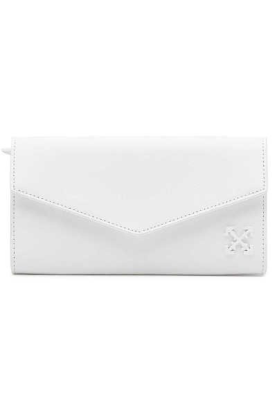 Off-White Long Leather Wallet GOOFASH 298949