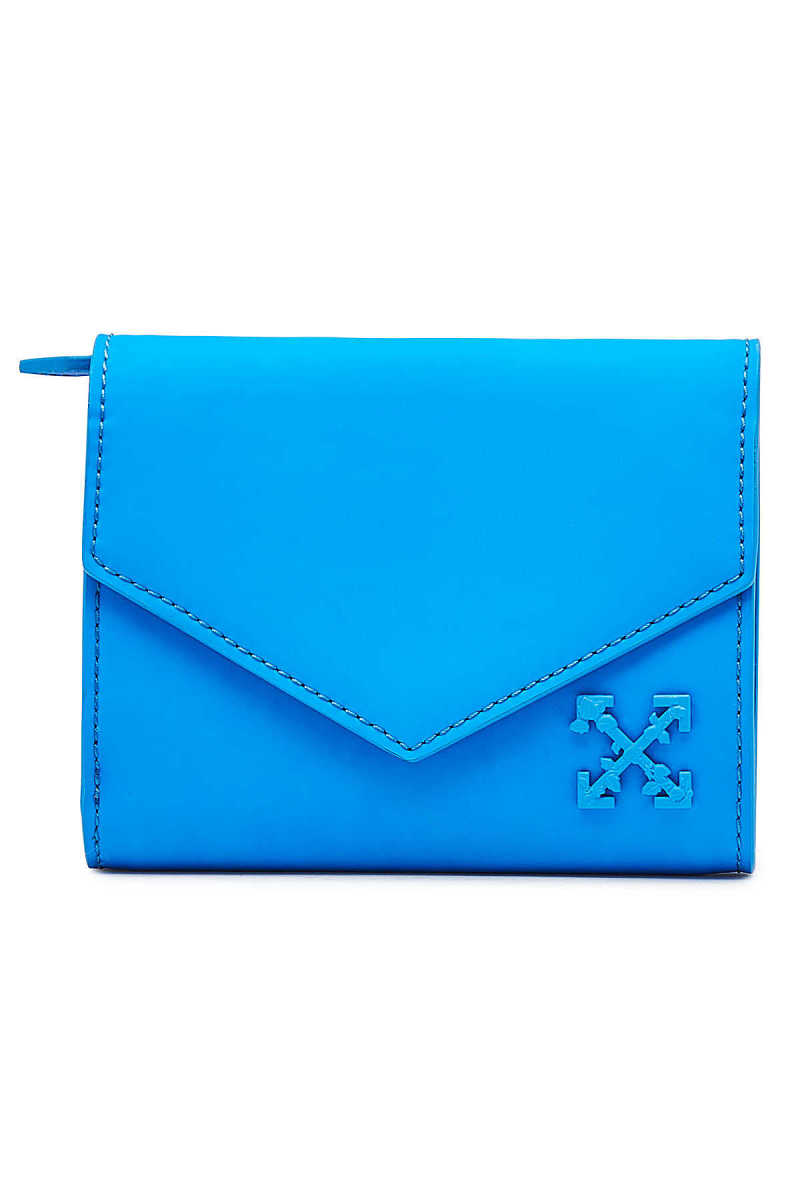 Off-White Small Leather Wallet GOOFASH 298948