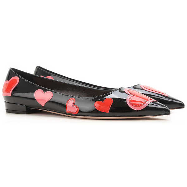Prada Ballet Flats Ballerina Shoes for Women On Sale in Outlet