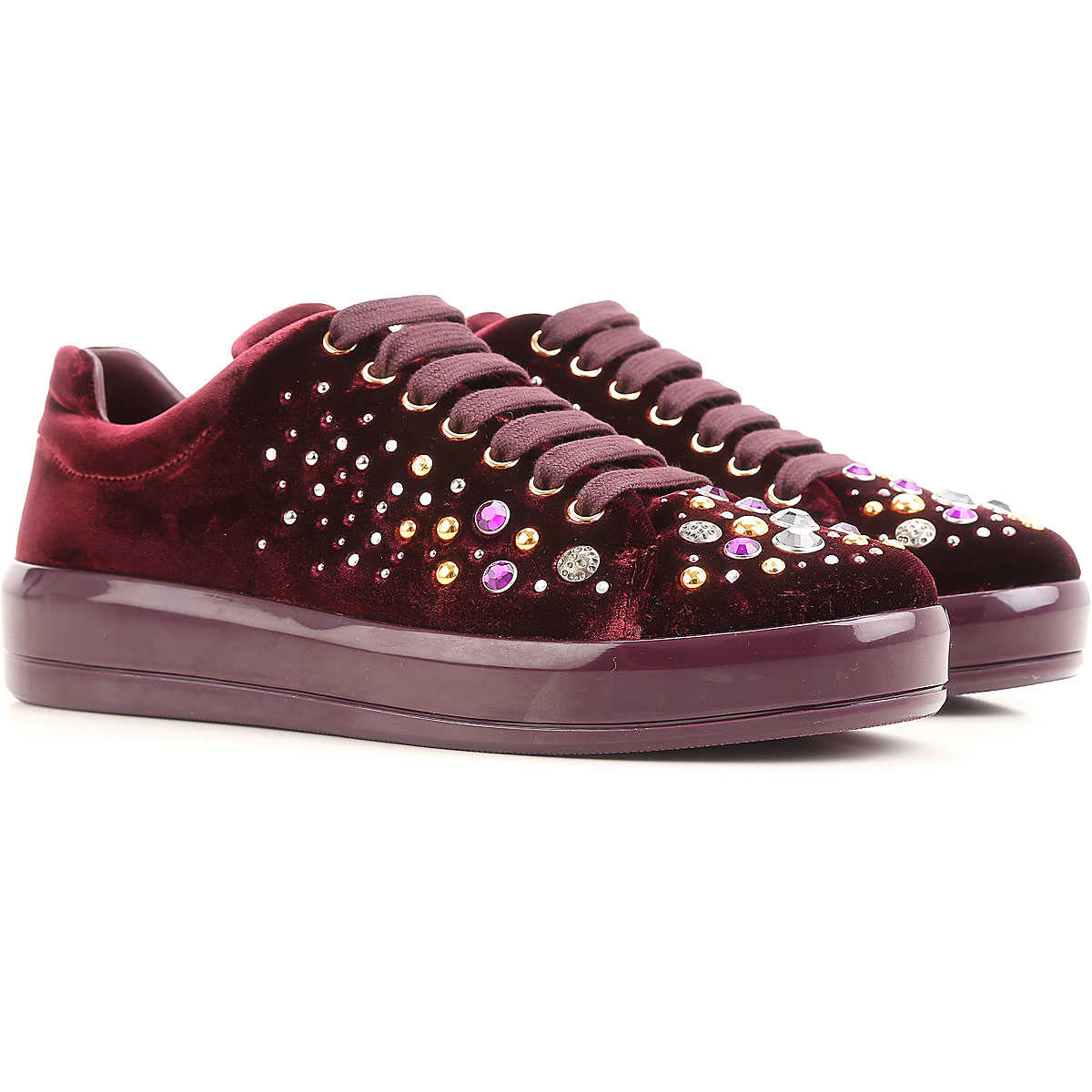 Prada Sneakers for Women On Sale in Outlet