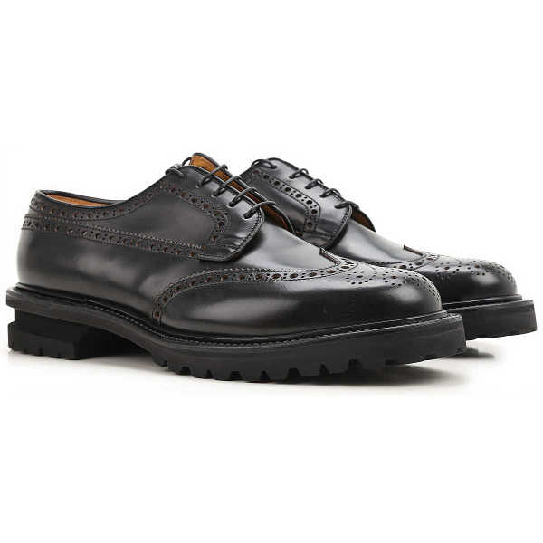 Premiata Brogue Shoes On Sale in Outlet