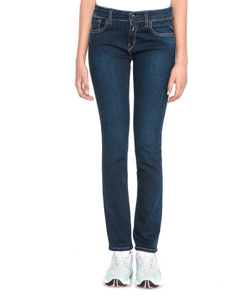 Replay Vicky Jeans Blue GOOFASH 291336