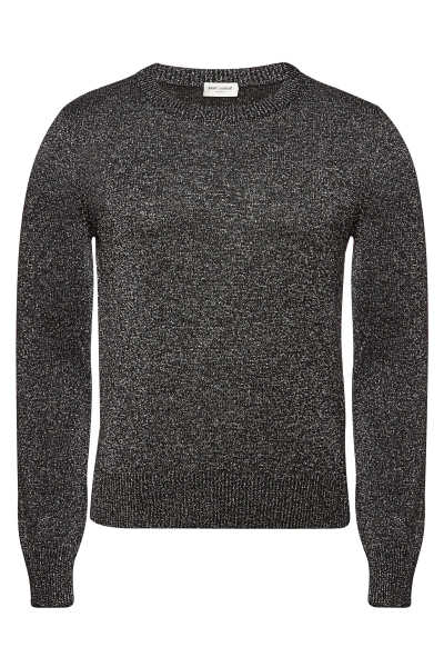 Saint Laurent Pullover with Wool GOOFASH 291995