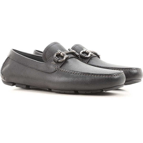 Salvatore Ferragamo Driver Loafer Shoes for Men
