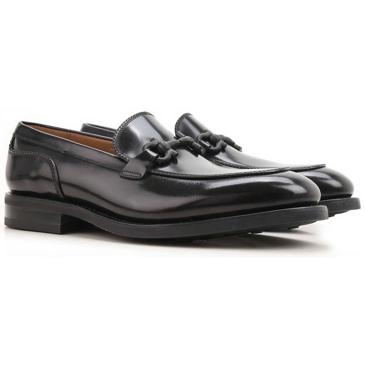 Salvatore Ferragamo Loafers for Men On Sale in Outlet