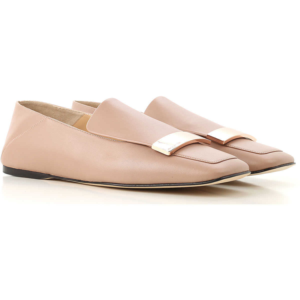 Sergio Rossi Ballet Flats Ballerina Shoes for Women