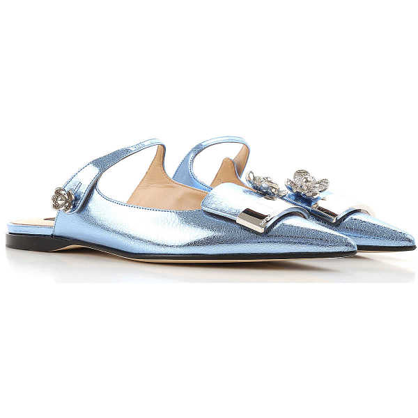 Sergio Rossi Ballet Flats Ballerina Shoes for Women On Sale in Outlet