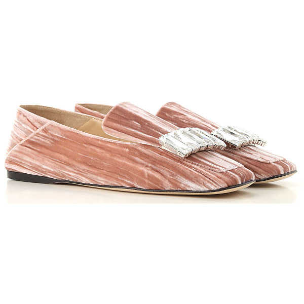 Sergio Rossi Loafers for Women On Sale