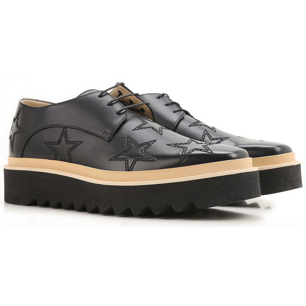 Stella McCartney Lace Up Shoes for Men Oxfords