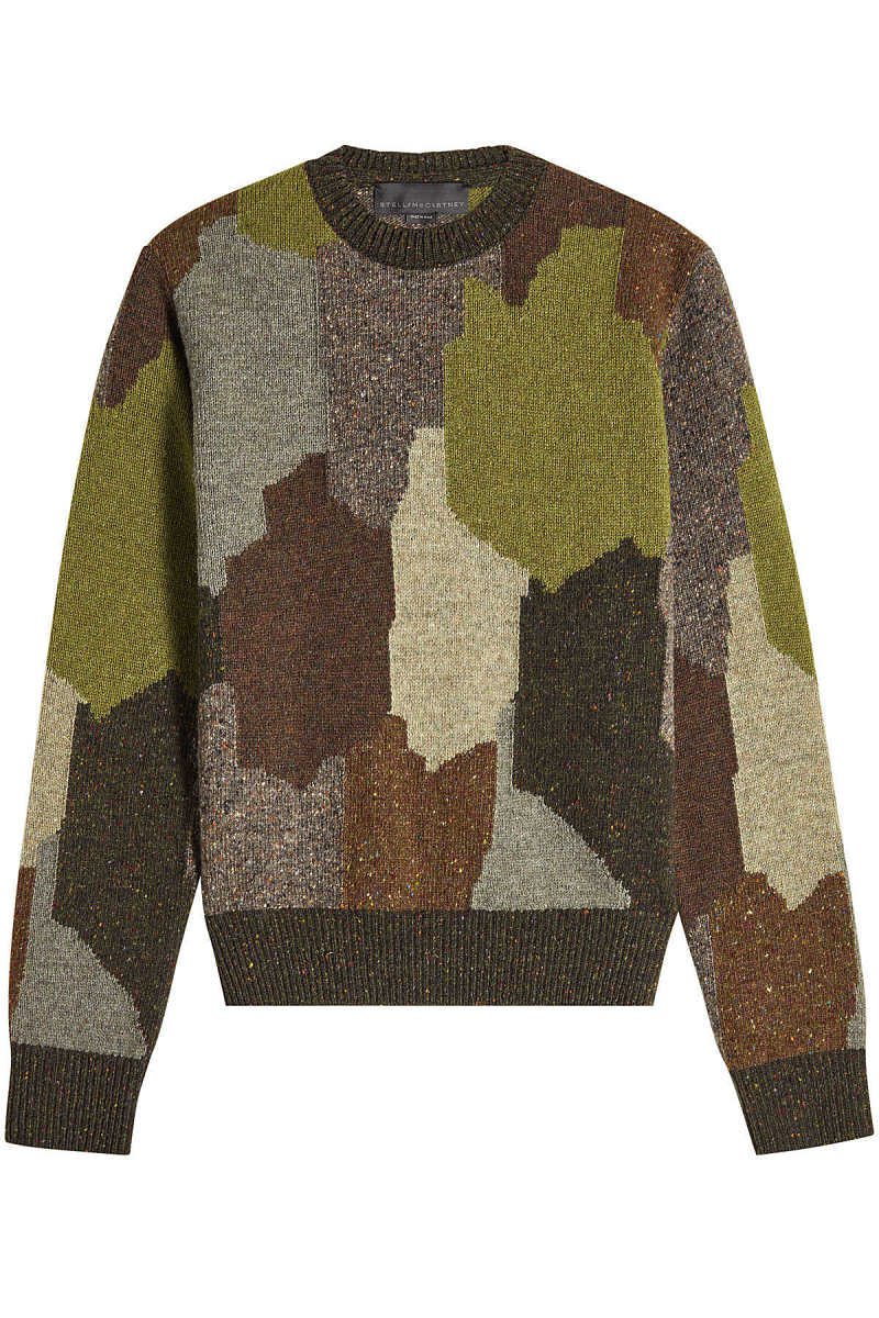 Stella McCartney Virgin Wool Pullover GOOFASH 292055
