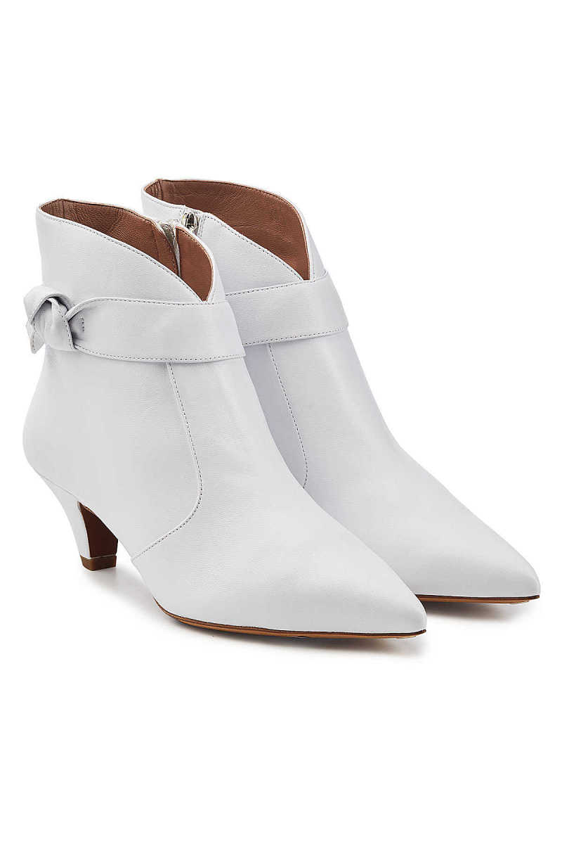 Tabitha Simmons Nixie Leather Ankle Boots GOOFASH 291176