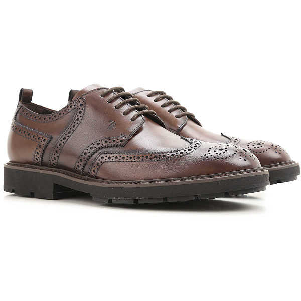 Tods Brogue Shoes