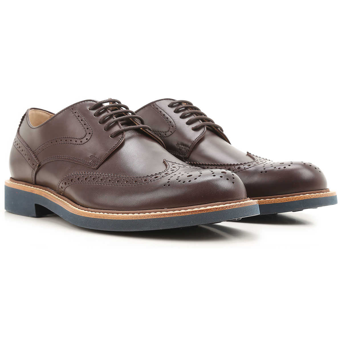 Tods Brogue Shoes On Sale