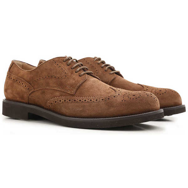Tods Brogue Shoes On Sale in Outlet