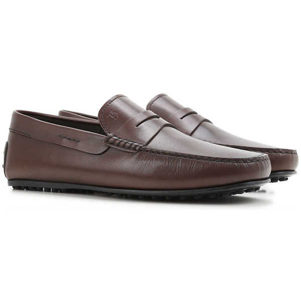 Tods Driver Loafer Shoes for Men