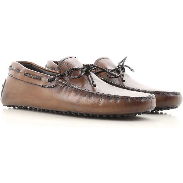 Tods Driver Loafer Shoes for Men On Sale