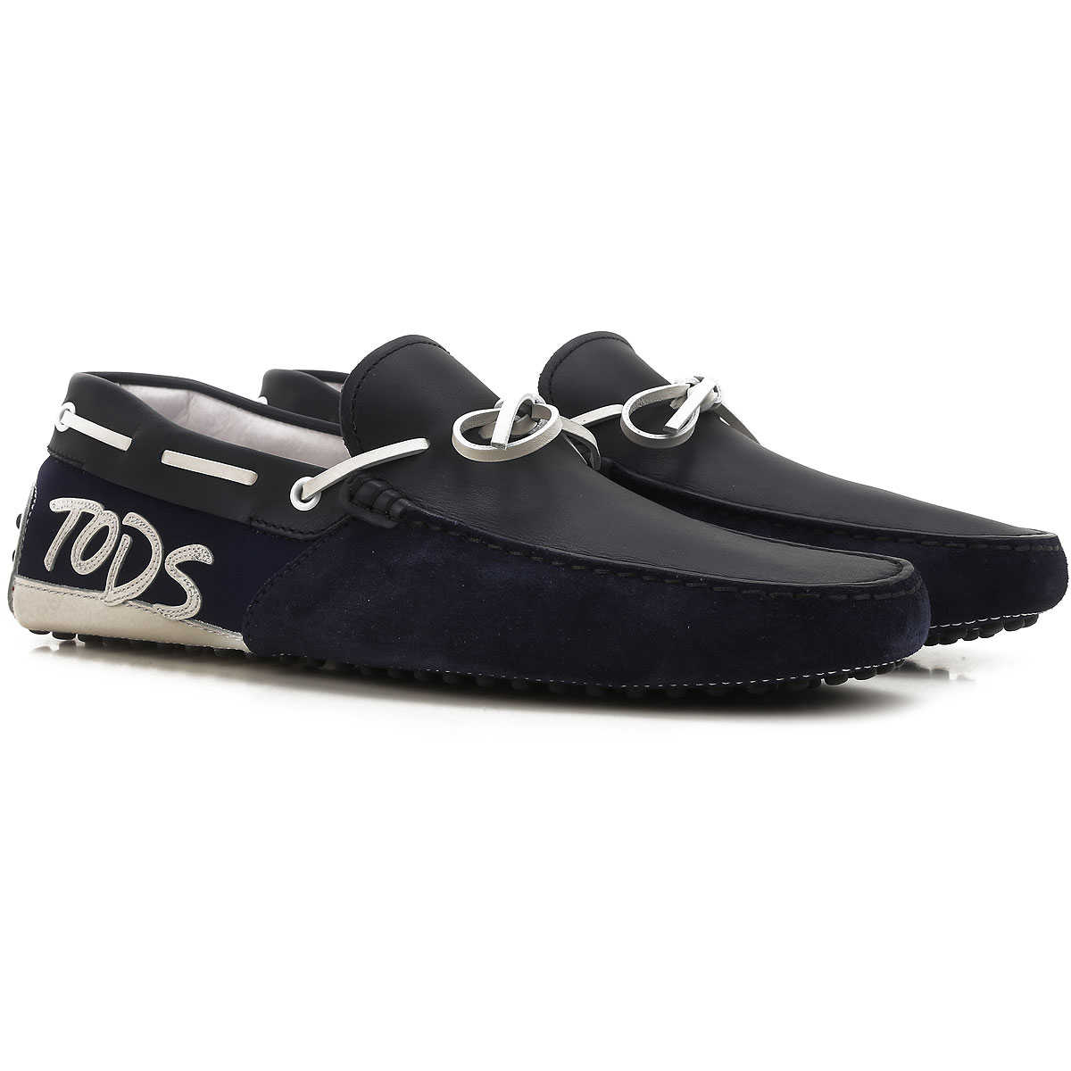 Tods Driver Loafer Shoes for Men On Sale in Outlet