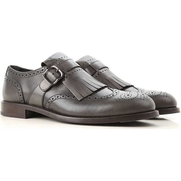 Tods Monk Strap Shoes for Men