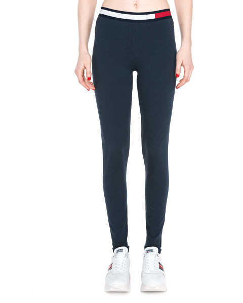 Tommy Hilfiger Leggings Blue GOOFASH 298531