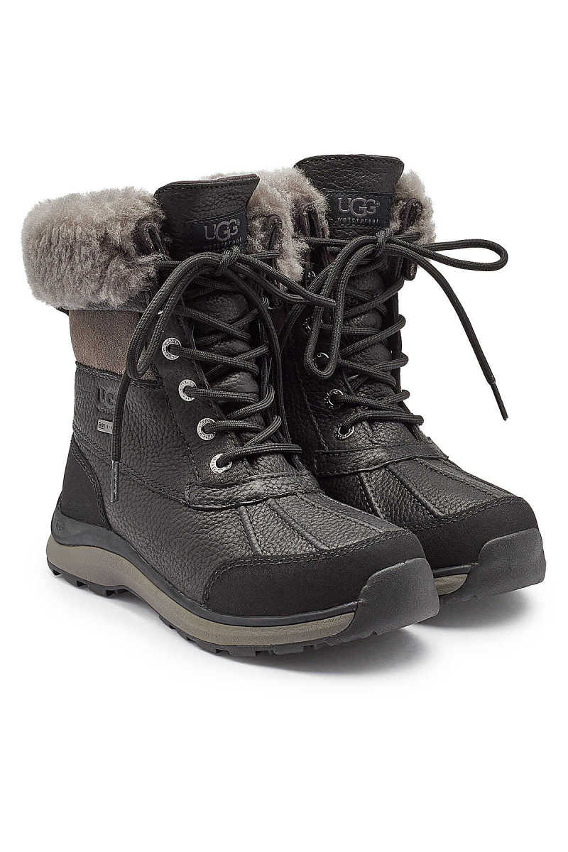 UGG Adirondack Ankle Boots with Suede