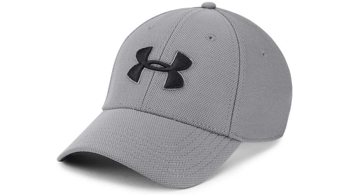 Under Armour Blitzing 3.0 Cap Grey GOOFASH 266834