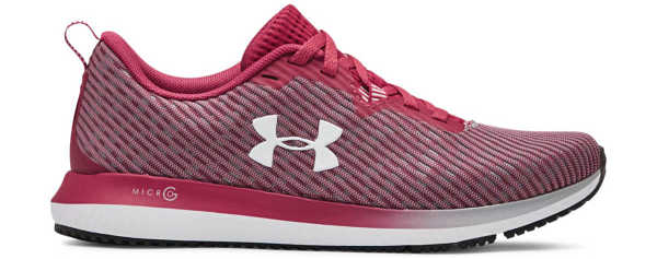 Under Armour Micro G® Blur 2 Sneakers Red GOOFASH 319029