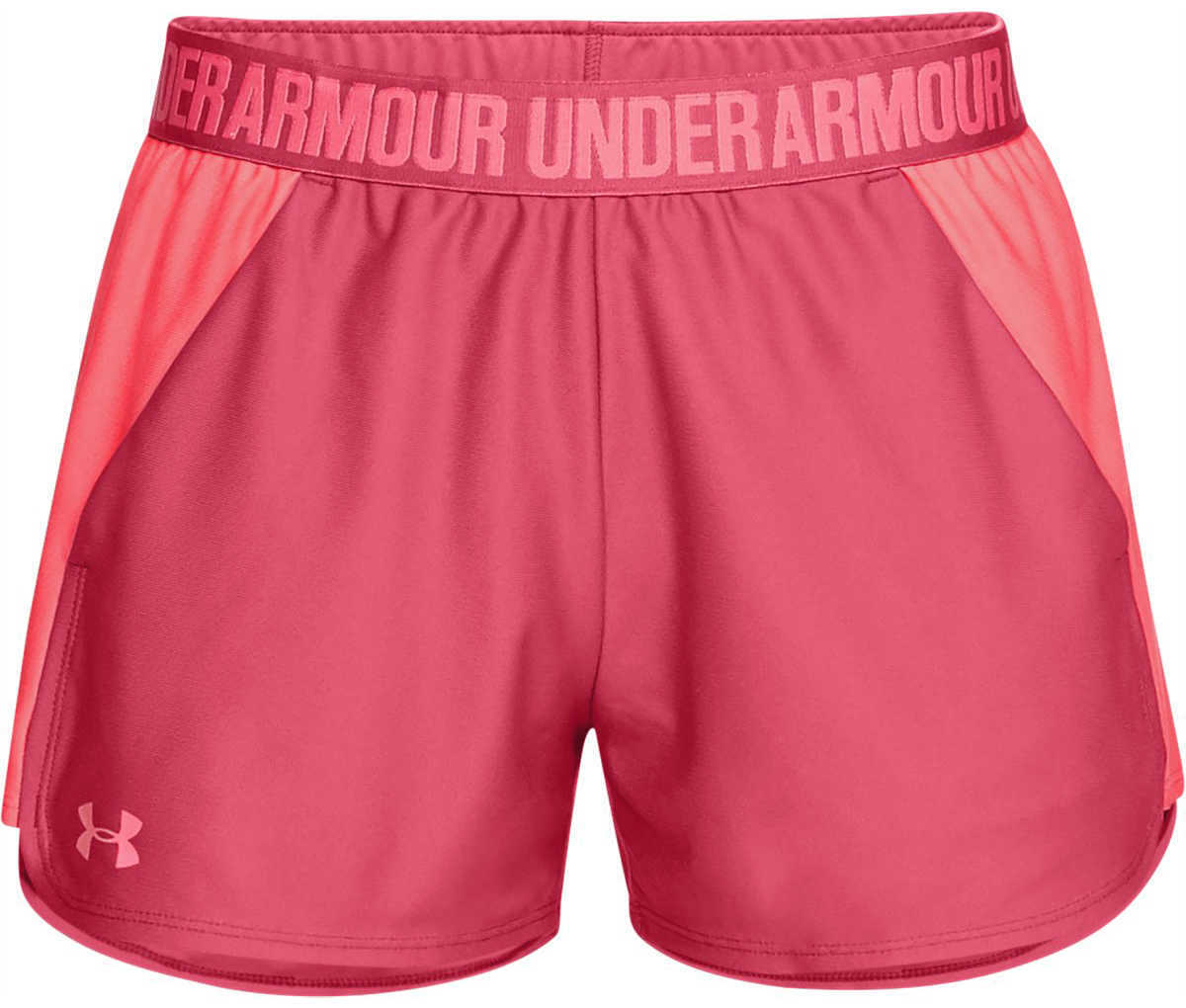 Under Armour Play Up 2.0 Shorts Pink GOOFASH 312508