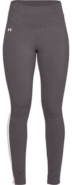 Under Armour Taped Favorite Leggings Grey GOOFASH 314354