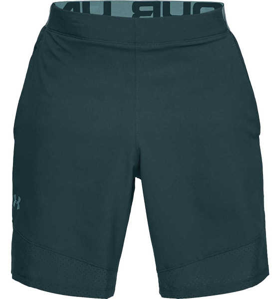 Under Armour Vanish Woven Short pants Blue GOOFASH 313766