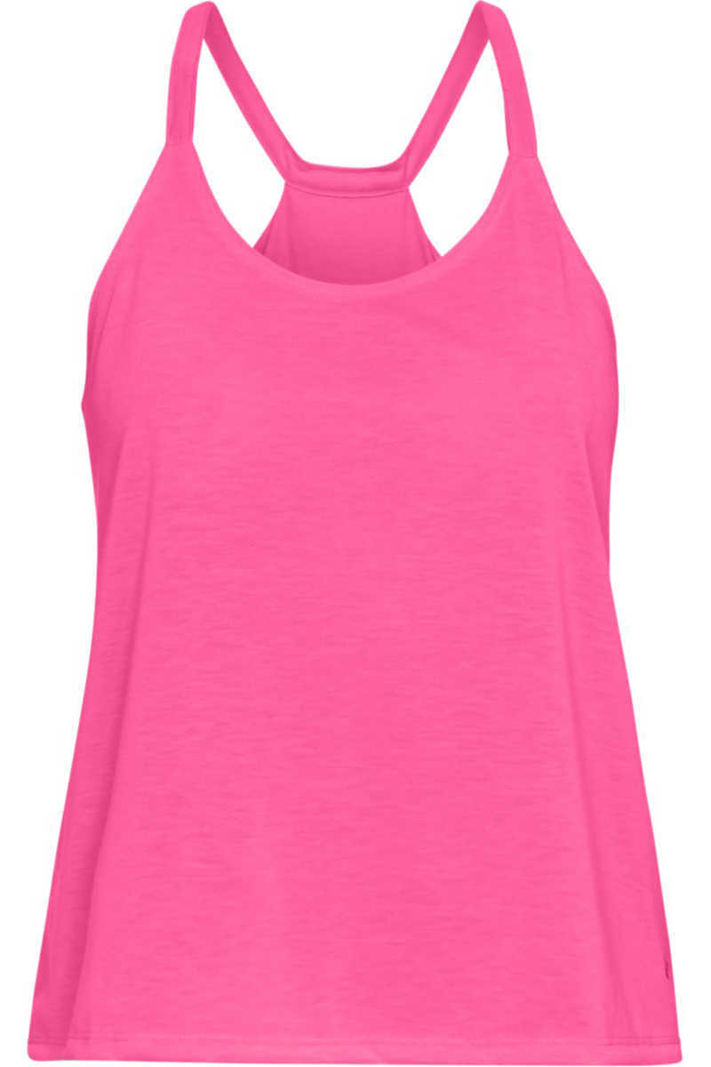 Under Armour Whisperlight Top Pink GOOFASH 310090