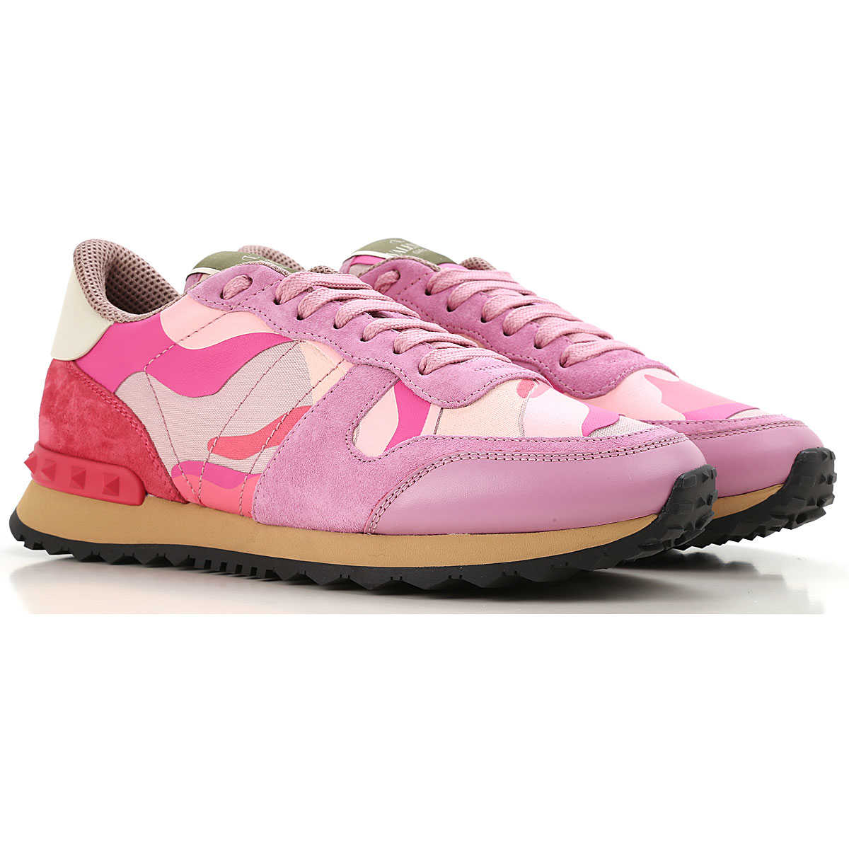 hot pink valentino shoes