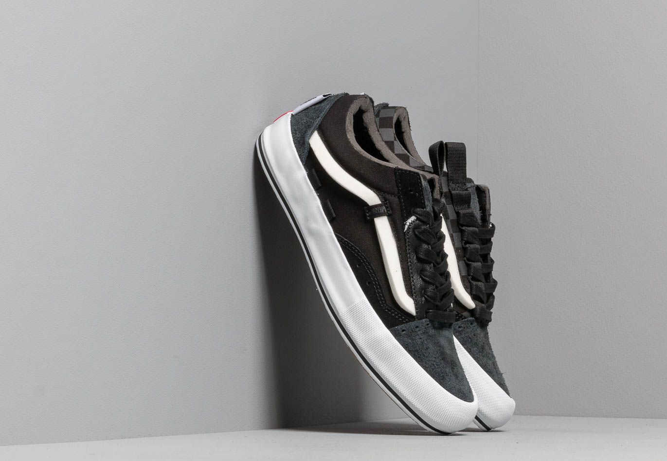 Vans Old Skool Cap LX (Regrind) Black