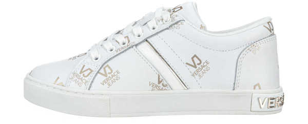 Versace Jeans Sneakers White GOOFASH 300886