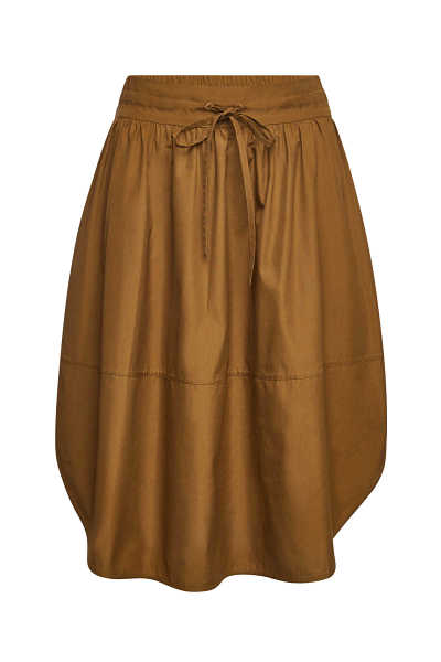 Vince Cotton Skirt GOOFASH 298388