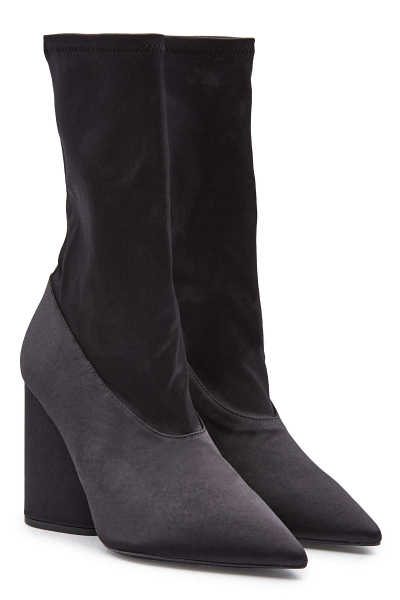 Yeezy Stretch Ankle Boots GOOFASH 297491
