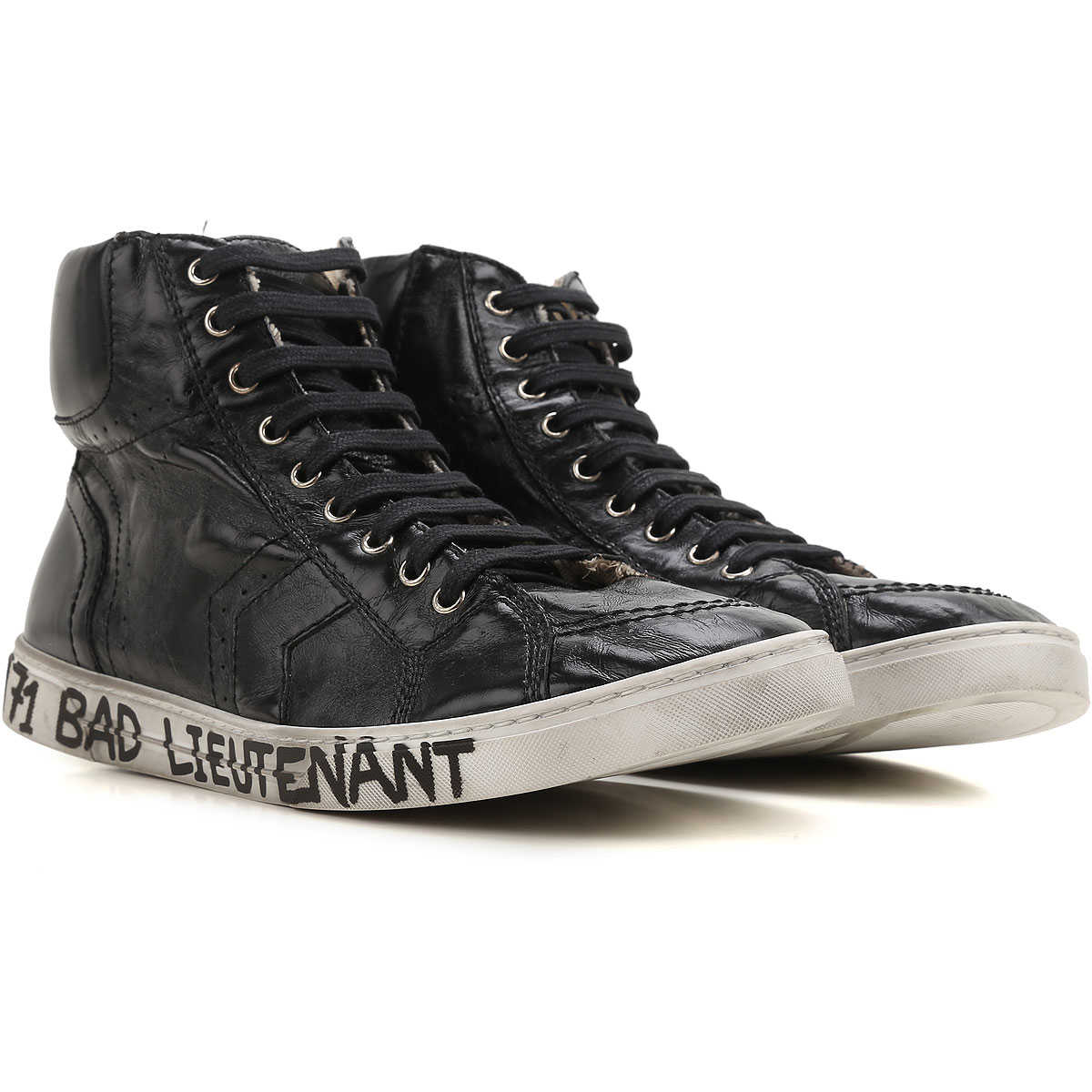 Yves Saint Laurent Sneakers for Men On Sale in Outlet