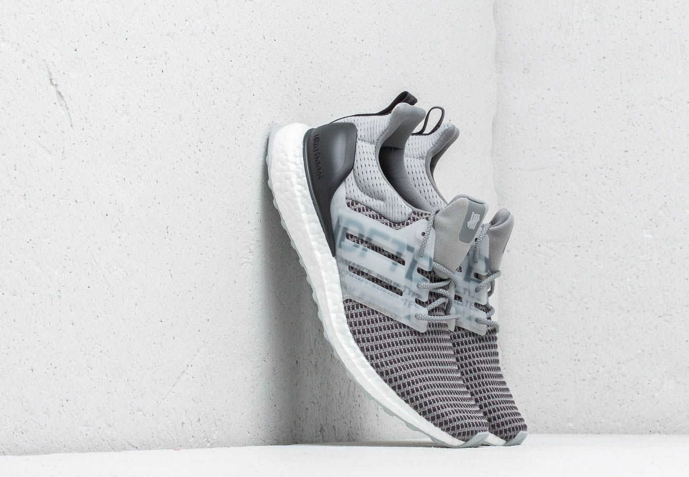 adidas x Undefeated UltraBOOST Clear