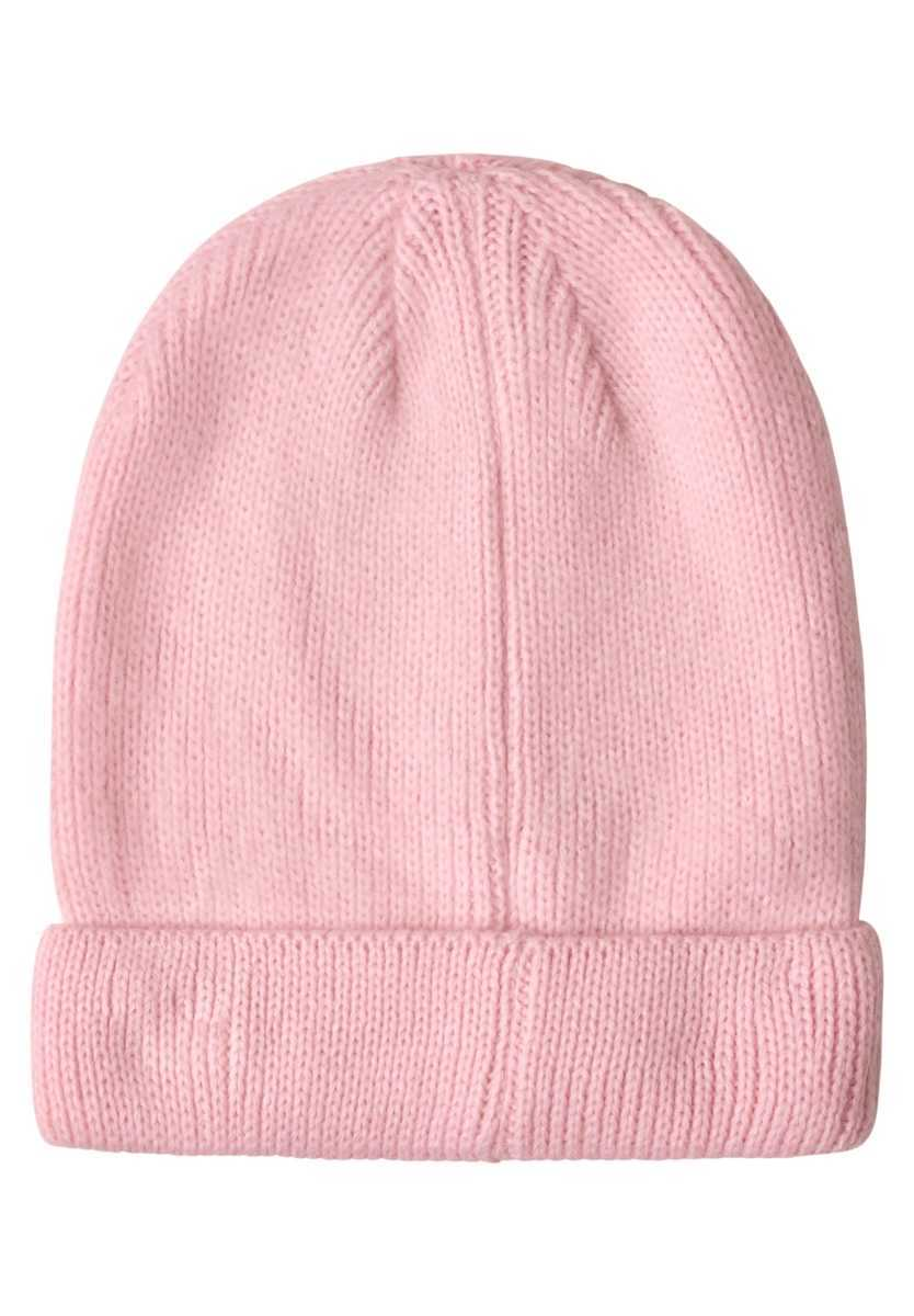 Basic Knitted Hat - cozy rose solid - Street One - GOOFASH