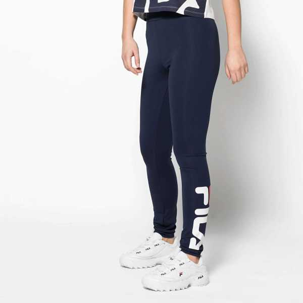 FILA Flex 2.0 Leggings in Blue for Women - GOOFASH