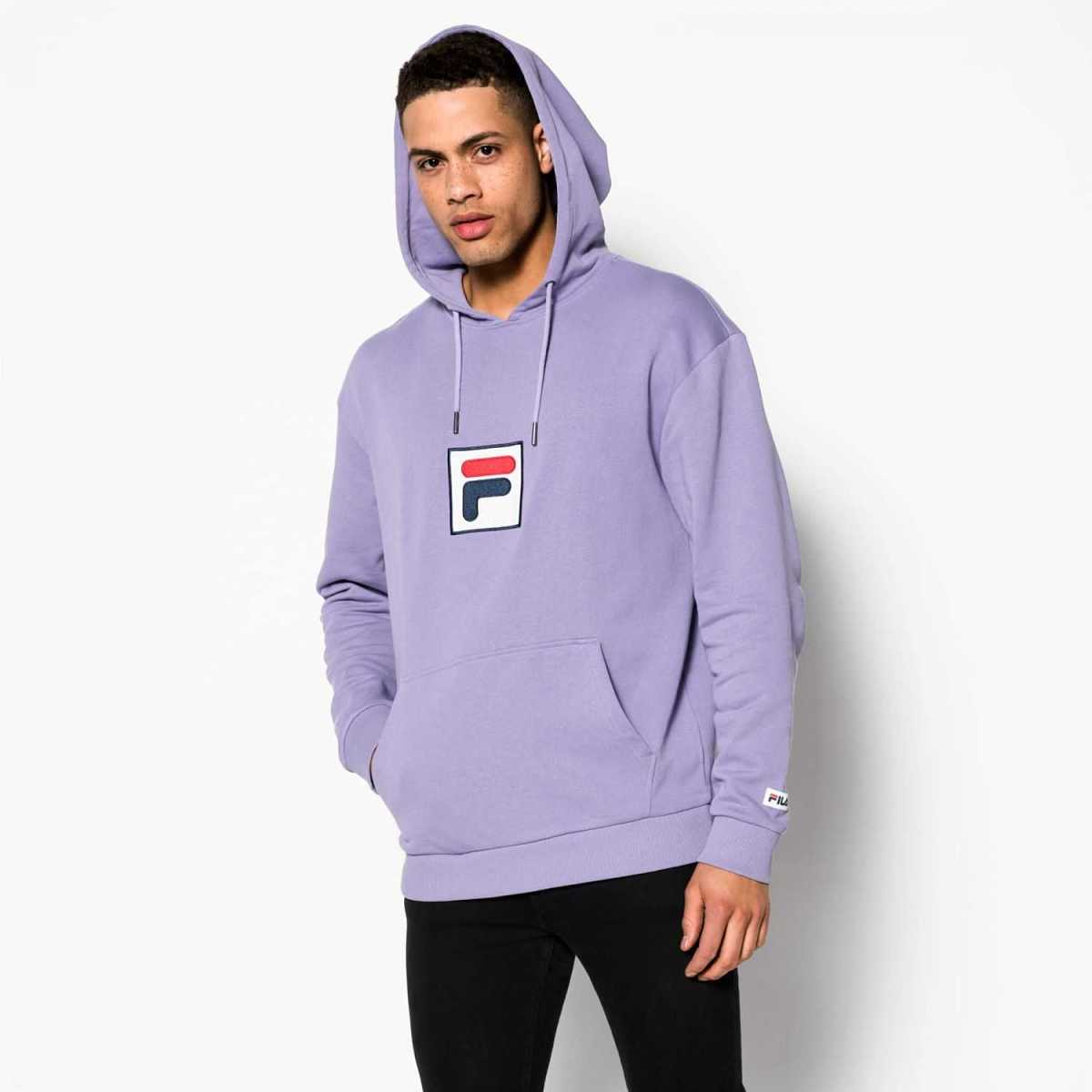 FILA Shawn Hooded Sweat  for Men - GOOFASH