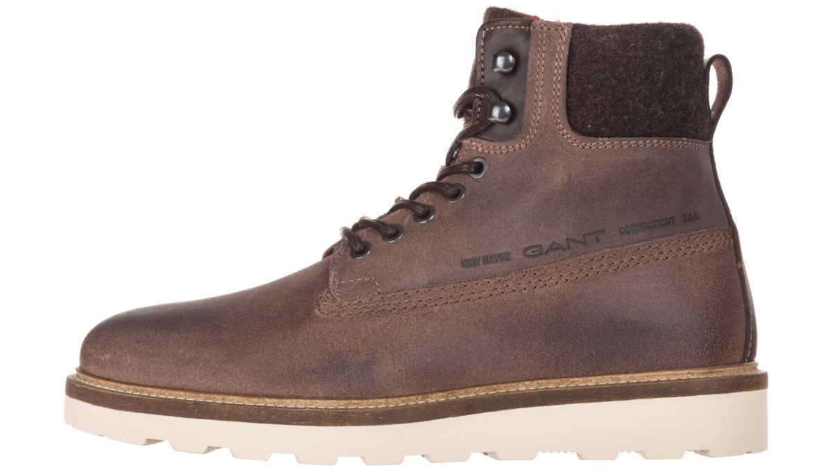 Gant Don Ankle boots Brown GOOFASH 257770