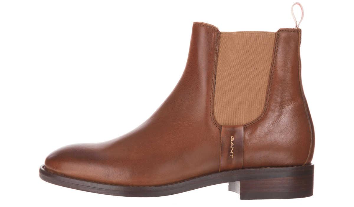 Gant Fay Ankle boots Brown GOOFASH 257854