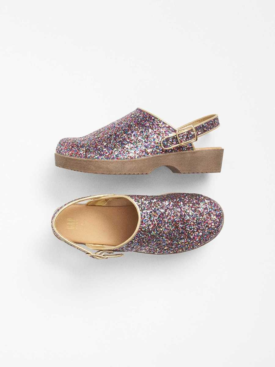 Glitter Clogs Multi - Gap - GOOFASH